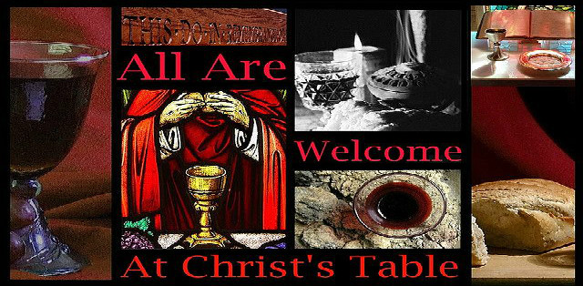 All are Welcome to the Table