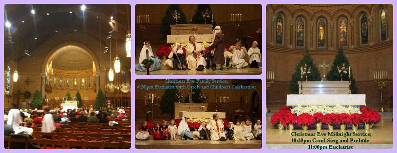 Christmas Eve Services 2014